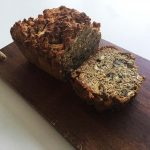 Apple and nut bread