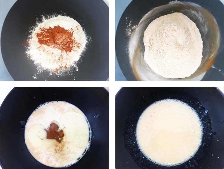 Can I Bake A Cake With Soy Milk